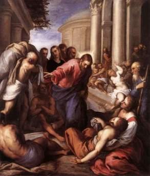 Christ healing Palma_il_Giovane_001 - Copy