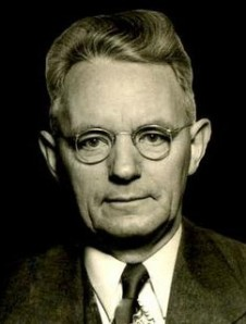 Cornelius Van Til, author of The Defense of the Faith