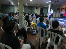 Seminar in Manila