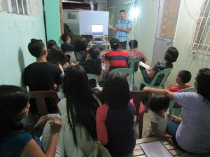 Church Government Seminar in Iligan