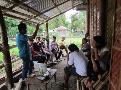 Bible Training in Antique