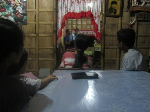 Bible Study in Anini-y, Antique
