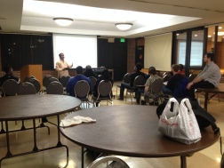 Muslim Evangelism Training at Purdue University, Hammond, IN