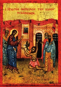 Jesus-casting-out-demon-in-capernaum